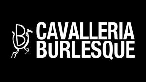 Logo CAVALLERIA BURLESQUE BOOKING 1