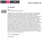 Fuori Dal Mucchio, settembre 09 - Marigold-tajga